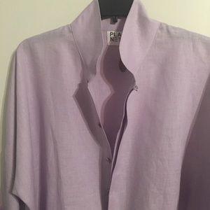 Planet Lavender Tunic NWT